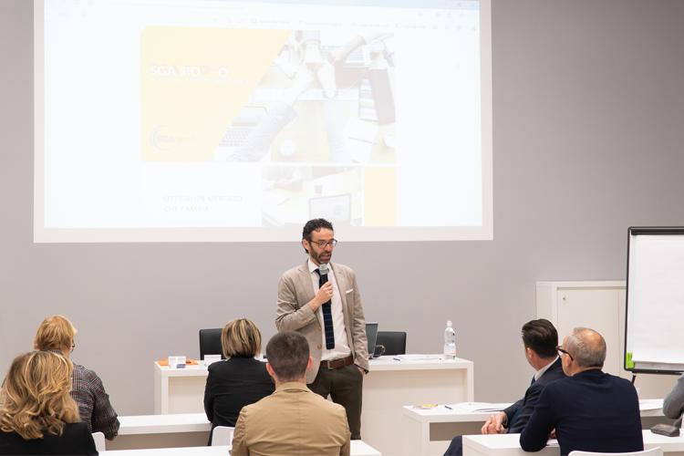 Marco Brugnola Master Executive per ottici imprenditori a Firenze